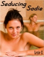 Seducing Sadie – virgin lesbian seduction