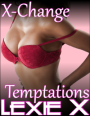 New Book – X-Change Temptations