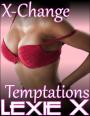 New Book – X-ChangeTemptations